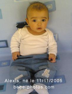 bébé Alexis