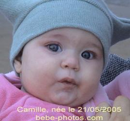 bébé Camille