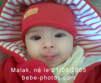 bébé Malak